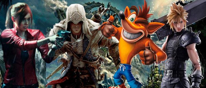 4 videojuegos que volverán a nuestras consolas favoritas