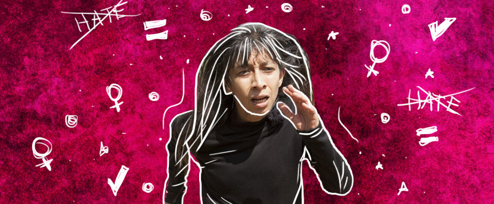Meet the Guatemalan woman who uses art to denounce inequality