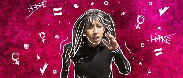 Conoce a la guatemalteca que utiliza el arte para denunciar la desigualdad