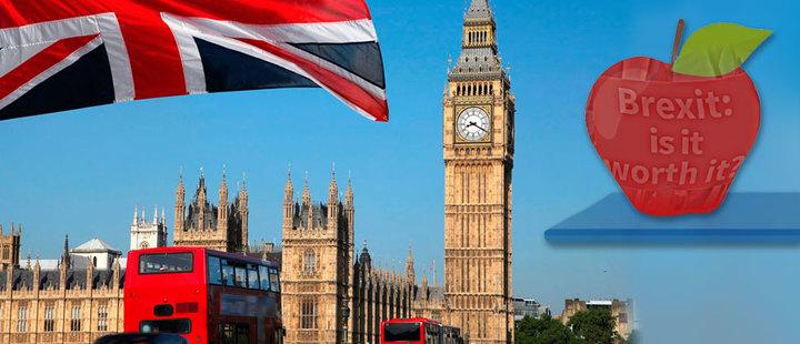 Brexit: la manzana de la discordia en el Reino Unido