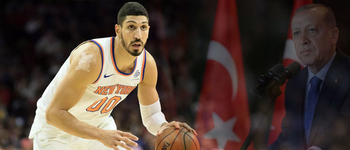 Enes Kanter: when politics affects sports
