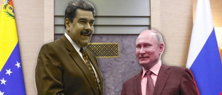 Rusia vs. Estados Unidos: una pelea por Venezuela