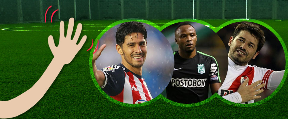 Bad luck! Latin American players who finished their careers due to injuries