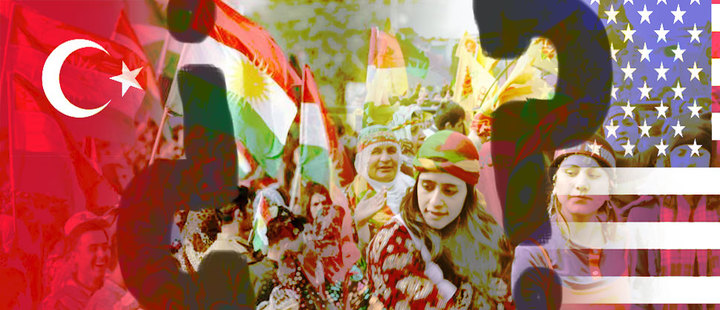 United States vs Turkey: What about the Kurds?