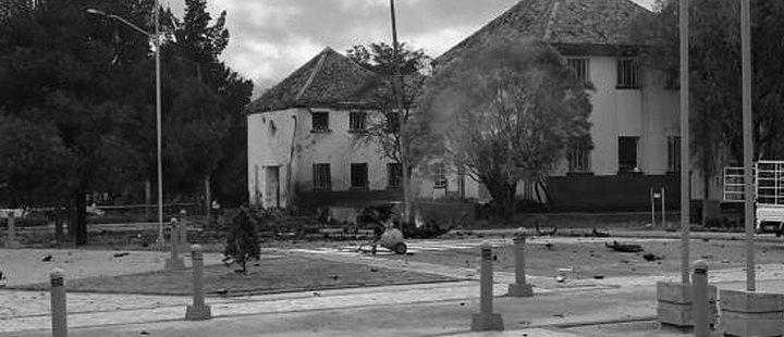 Lo que se sabe de la explosión del carro bomba en la Escuela General Santander