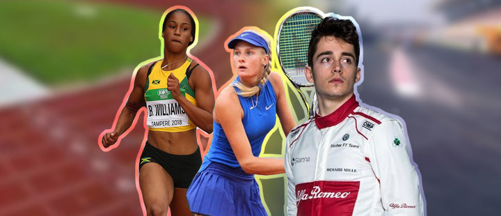 These 5 athletes seek to stand out in 2019