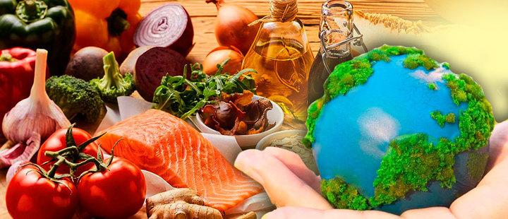 Salud planetaria: científicos crean una dieta sostenible y saludable