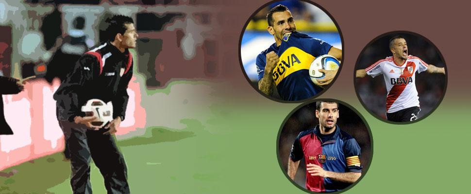5 world soccer stars who were ball boys