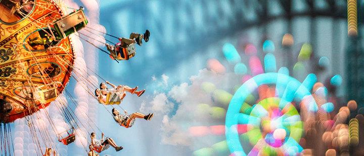¡Adrenalina y diversión! Los mejores parques de atracciones en Latinoamérica
