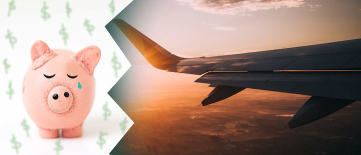 Volar: un placer costoso en América Latina