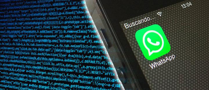 La aplicación limitará el reenvío de mensajes