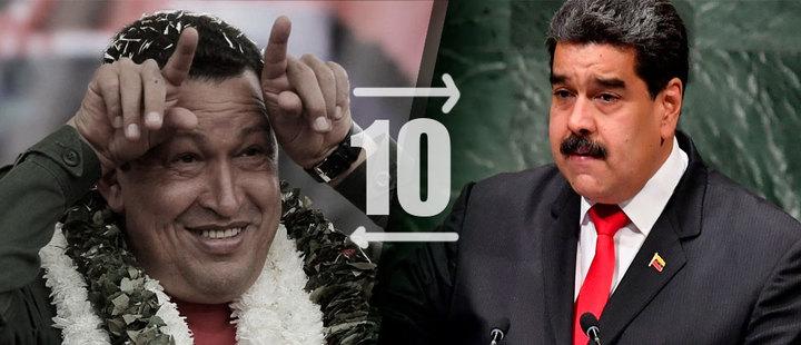 El otro lado del reto de los 10 años: la economía Venezolana