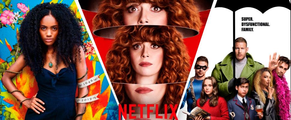 Estos son los más de 50 estrenos de Netflix en febrero