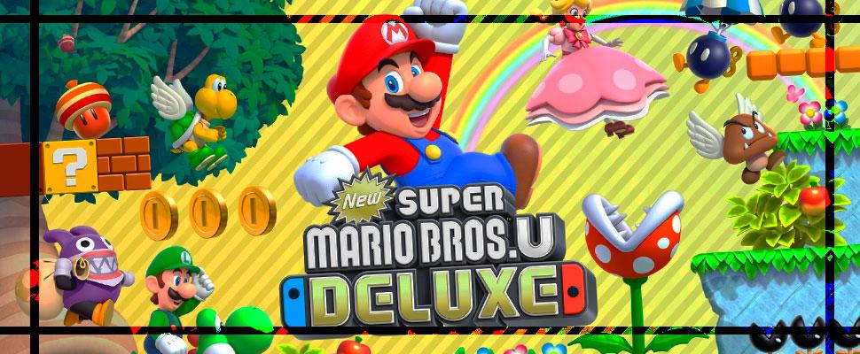 ¿Vale la pena jugar el nuevo Super Mario Bros. U Deluxe?