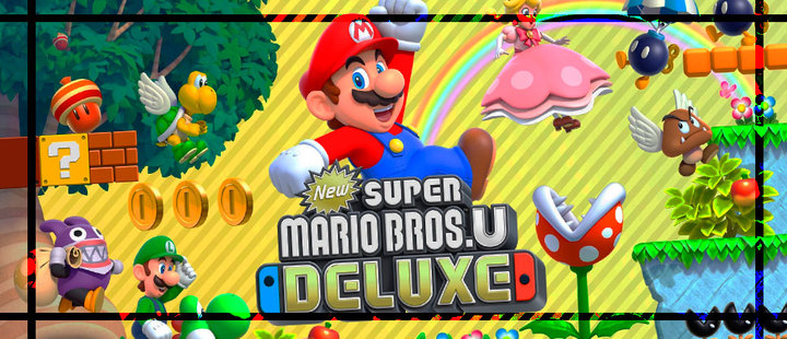 Is it worth playing the New Super Mario Bros. U Deluxe?