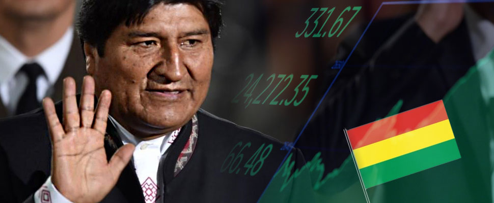 Bolivia's economy: the key to Evo Morales reelection