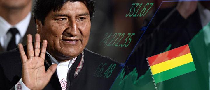 Bolivia's economy: the key to Evo Morales reelection