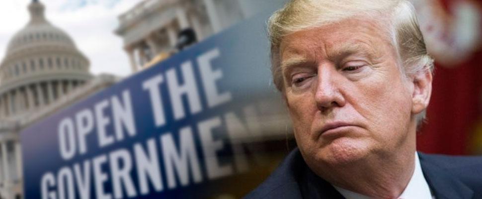El cierre más largo en la historia termina: Trump retrocede