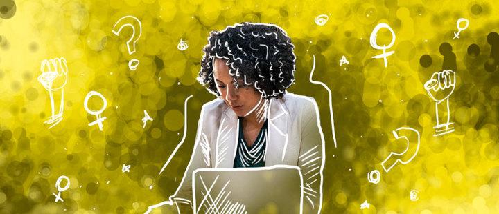 ¿Cuántas mujeres ocupan cargos importantes en empresas latinoamericanas?
