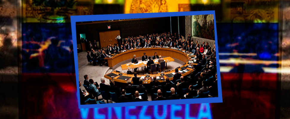 Venezuela: Source of frictions in the Security Council