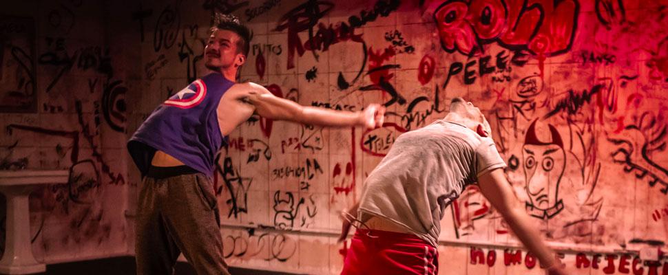 'La Sangre Rota': una obra que no te puedes perder