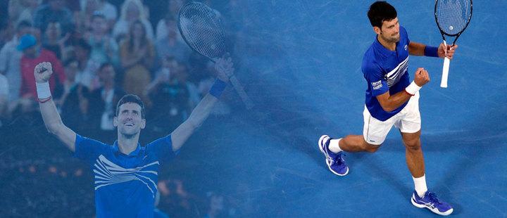 ¡Imparable! Novak Djokovic demostró por qué es el mejor