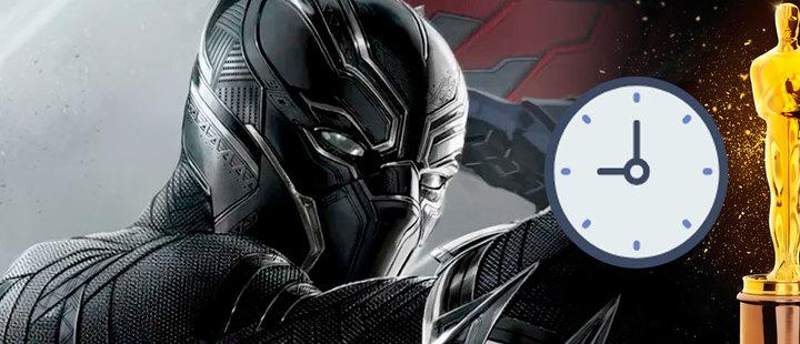 Cuenta regresiva para los Óscar: Black Panther