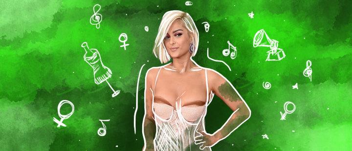 Bebe Rexha en los Grammy: ¿es la moda inclusiva?