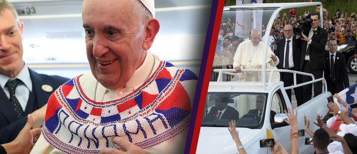 Youth and service: This was the visit of Pope Francis to Panama