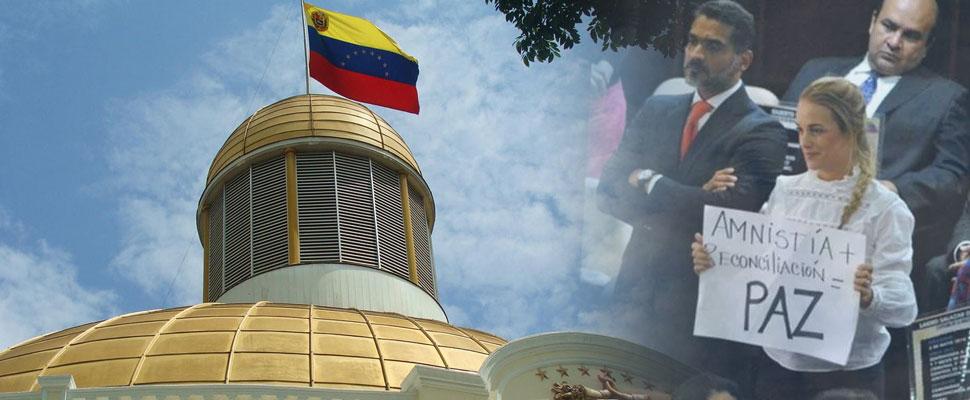 Venezuela: la ley de amnistía no sirve