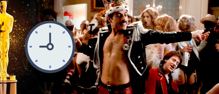Cuenta regresiva para los Óscar: Bohemian Rhapsody