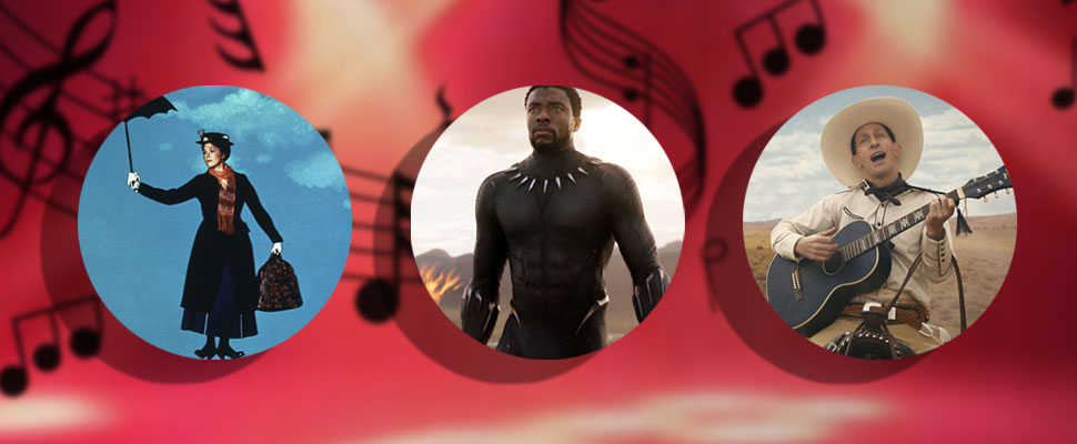 These are the songs nominated for the 2019 Academy Awards
