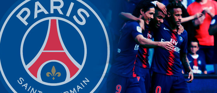 PSG continues to dominate in France: 28 poundings in two seasons
