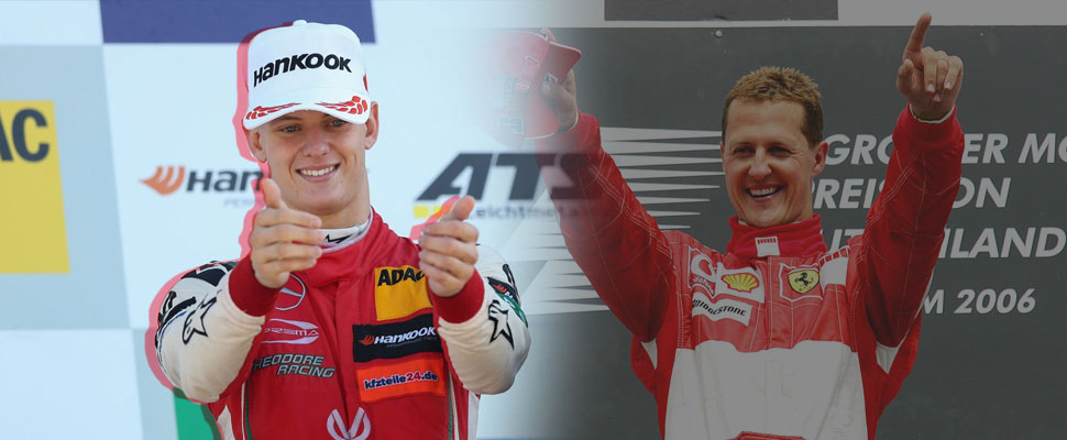 Mick Schumacher: ¿Se extenderá el legado en Ferrari?
