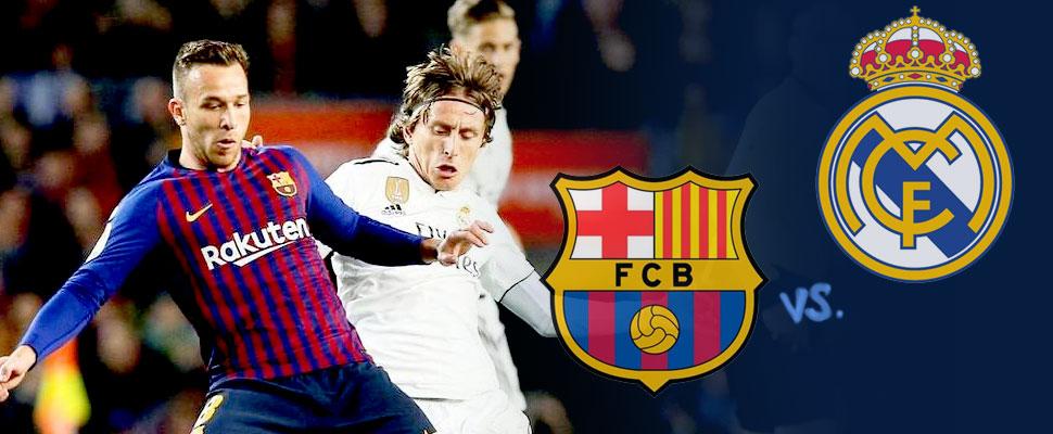 Faltan dos clásicos Real Madrid-Barcelona ¡Conozca la historia de esta rivalidad!