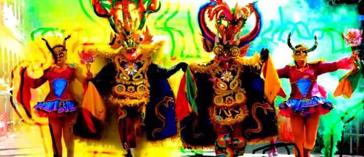 ¡Carnavales! 5 fiestas latinoamericanas para celebrar