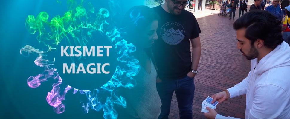 Entrevista: Kismet Magic, psicología, magia y YouTube