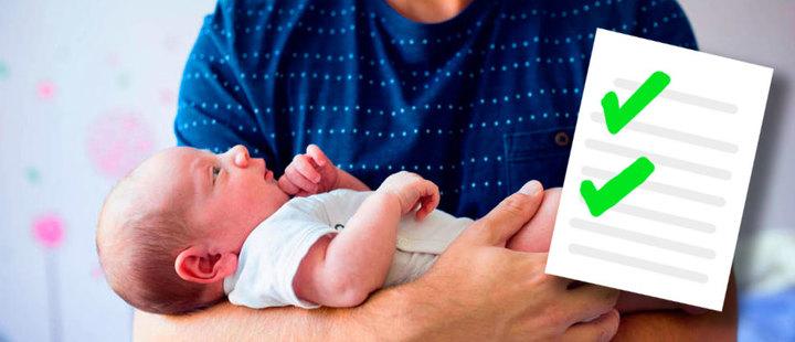 ¿Todos quieren conocer a tu bebé? 7 tips para los visitantes