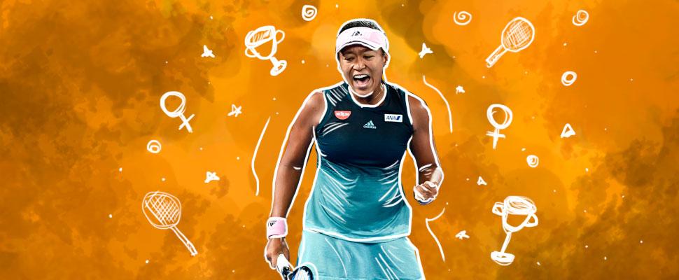 Meet Naomi Osaka, number 1 of the WTA