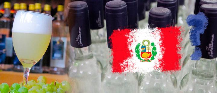 Pisco: is it from Peru or is it from Chile?