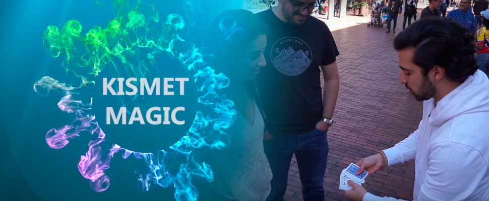 Interview: Kismet Magic, psychology, magic and YouTube