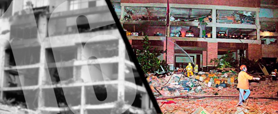 16 años del atentado en el Club El Nogal en Bogotá