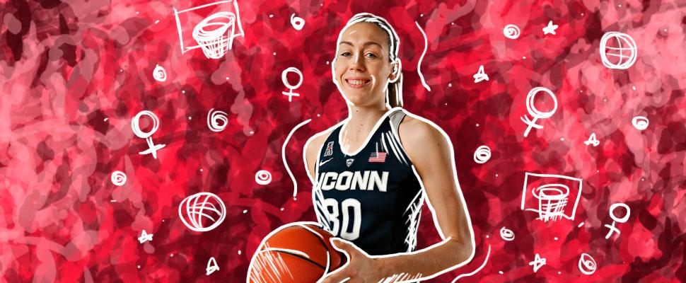 Breanna Stewart: women's and world basketball icon