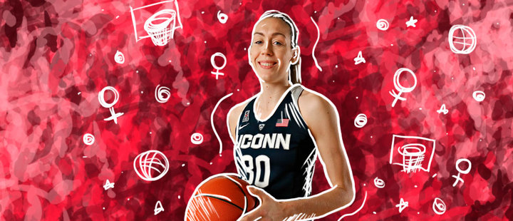 Breanna Stewart: women's and world basketball icon