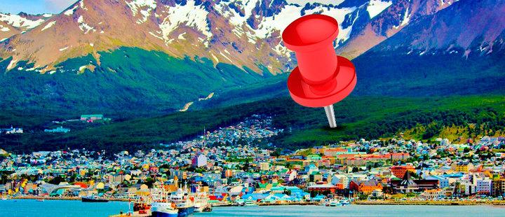 Ushuaia: conoce el imponente fin del mundo
