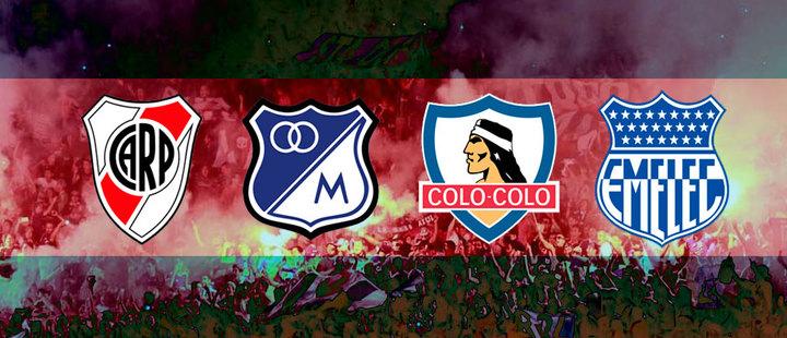 Conoce los sobrenombres de los clubes de fútbol de Sudamérica