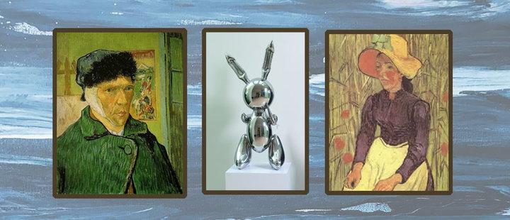 Arte, escándalos y dinero: 3 colecciones que debes conocer