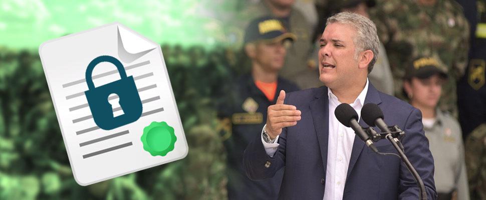Colombia: ¿de qué se trata el Plan de Seguridad y Defensa?