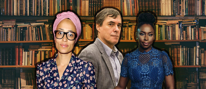 An English, a Romanian and a Nigerian: three writers you should know