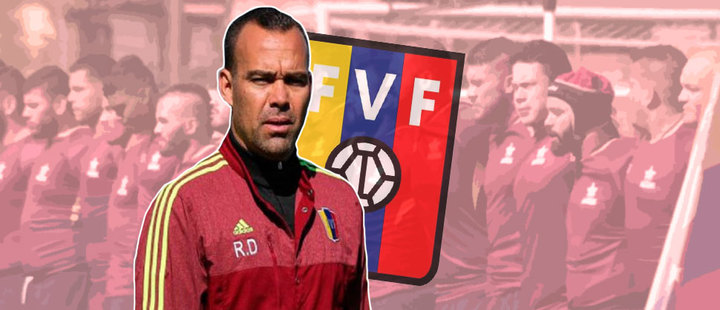 Rafael Dudamel and his key to recover the competitiveness of Venezuelan football